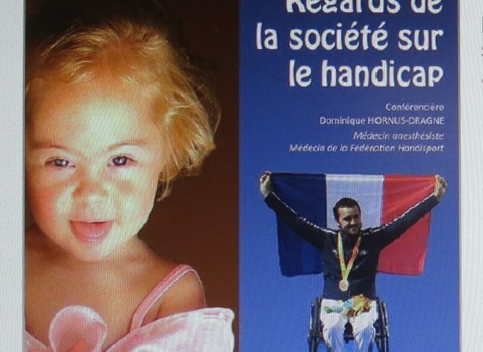 « Regards de la société sur le handicap ».