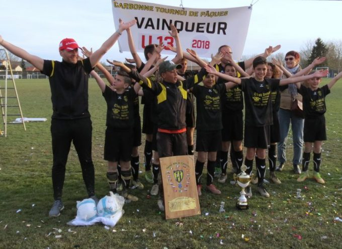 Tournoi international de la ville de Carbonne