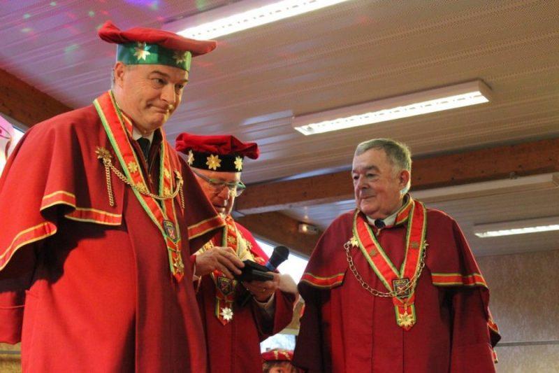 Jean-Denis Fourment et Jean-Jacques Doueil honorés pour leur engagement