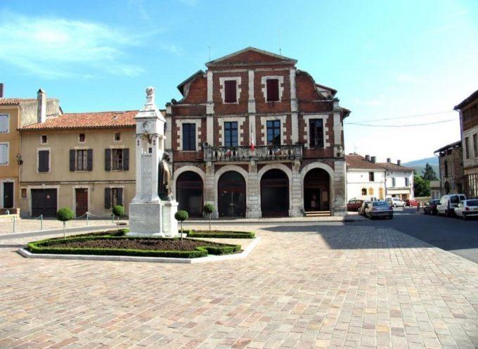 Conseil municipal de Cazères