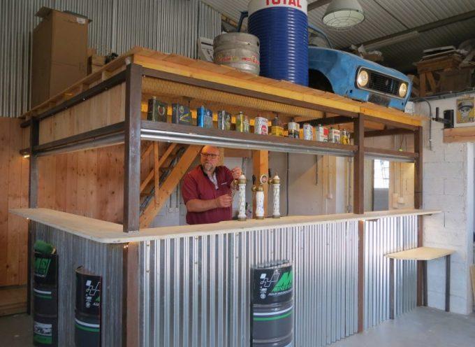 Une cave à bières à Carbonne !