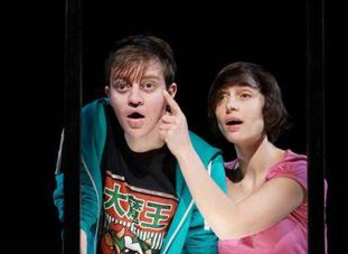 """Printemps du théâtre : Pièce """"L. aime L."""" par la Cie Agit Théâtre"""