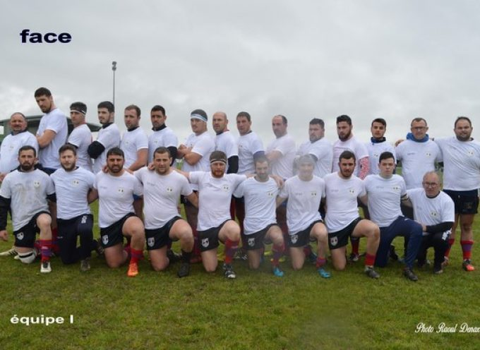 Rugby XV : l'UCF en Championnat de France
