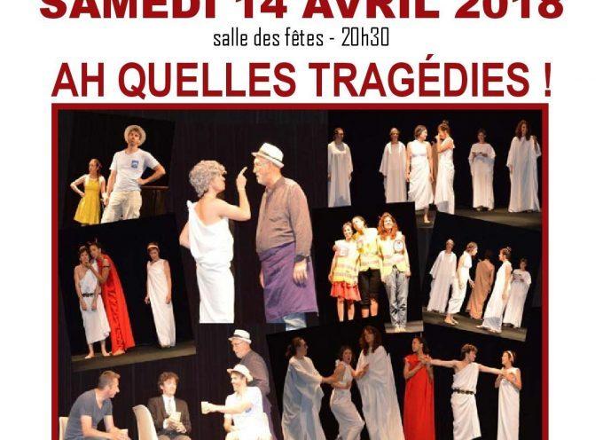 Le théâtre 107 à Montesquieu