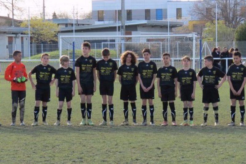 L'équipe U13 de Carbonne