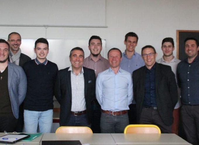 Une entreprise recrute directement au lycée Charles de Gaulle