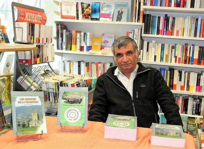 Aspet : Philippe Andréoli dédicace son livre