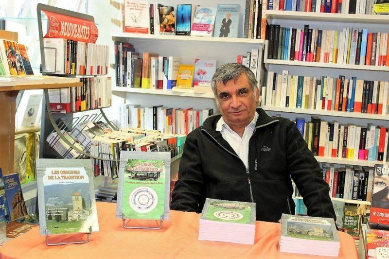 Philippe Andréoli présente son livre les origines de la tradition