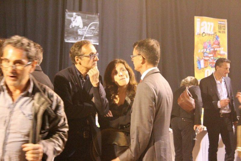 Joël Aviragnet avec Louis Ferré