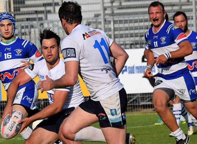 Rugby XIII : Les Ours s'inclinent face à Avignon