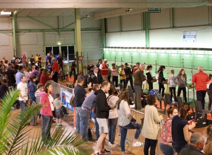 Plus de 200 jeunes au championnat de tir régional à Saint-Gaudens