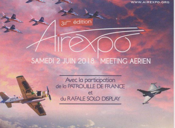 Air Expo, c'est samedi à Muret