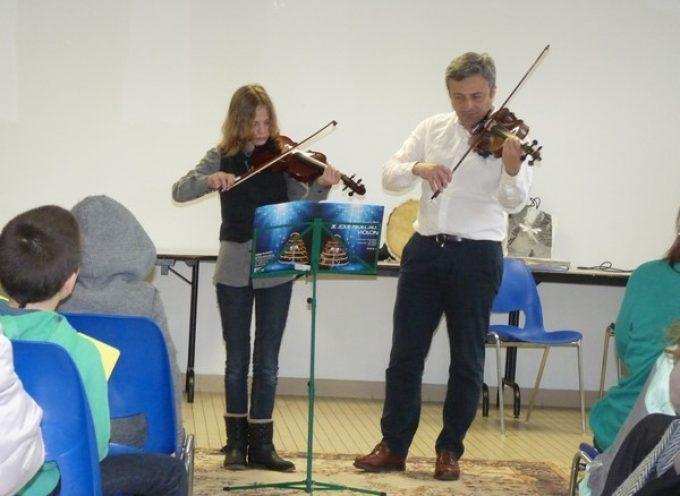 Une belle audition de printemps pour l'école de musique de l'Arize