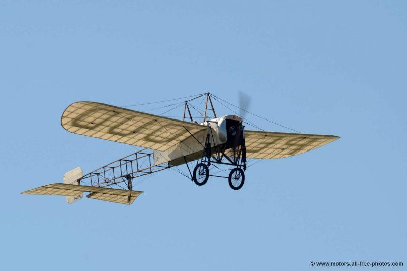 Le Blériot 11 volera