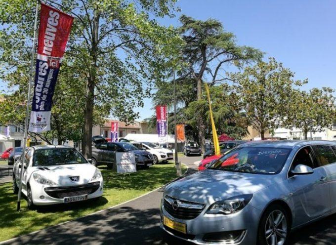 9ème Salon de l'Auto à Cazères