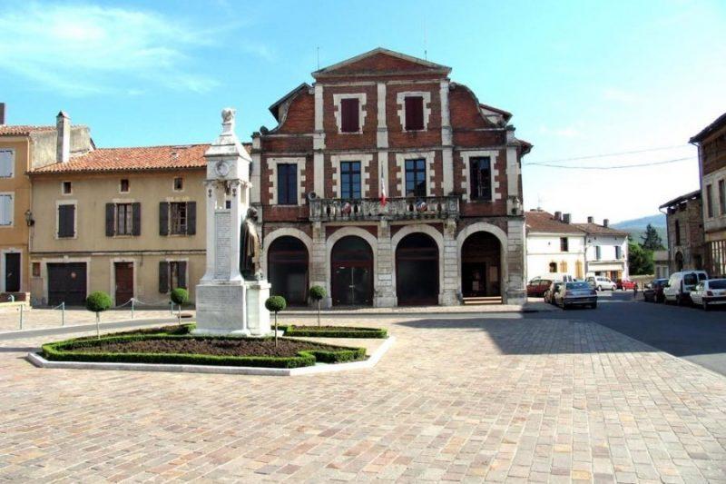 Mairie de Cazères