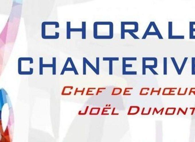 La chorale Chanterive à Rieux
