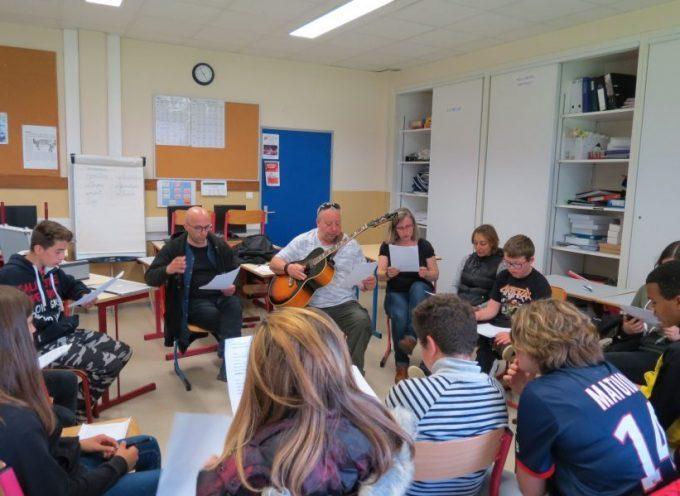 """Festi'Tous, MJC, Collège Abbal et les """"Motivés"""""""