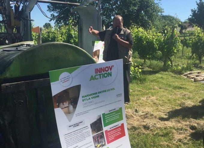 Journées Innov'Action 2018 : Portes ouvertes chez un agriculteur de Francon