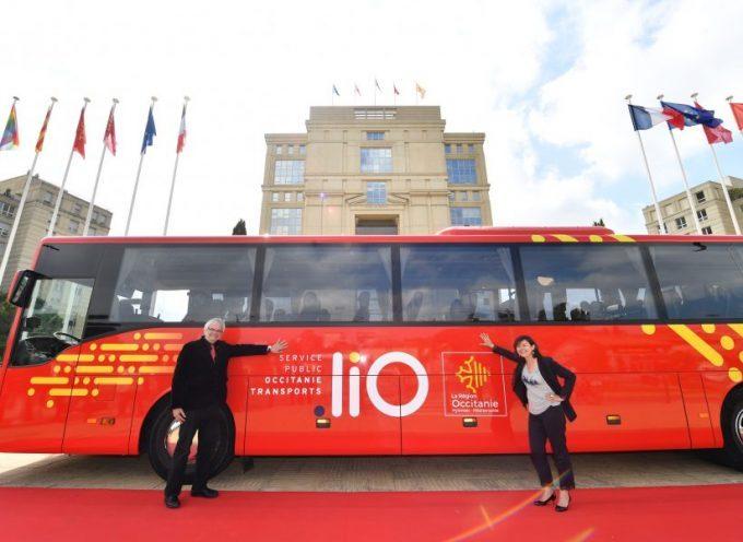 Carole Delga annonce la création de liO