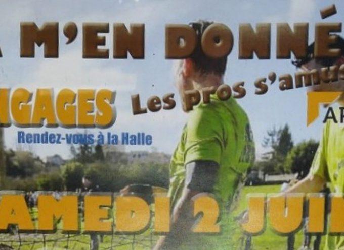 Longages : Les Pros s'amusent !