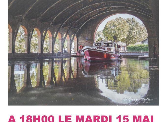 Exposition Georges Dedieu à Lacaugne