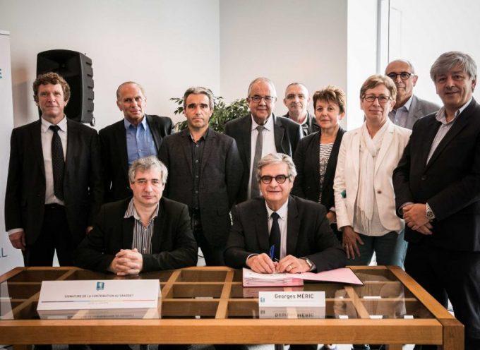 Ils apportent tous leur contribution au schéma régional Occitanie 2040