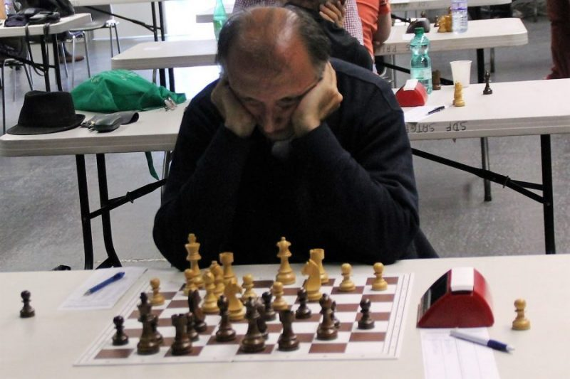Bogdan Lalic en pleine réflexion !