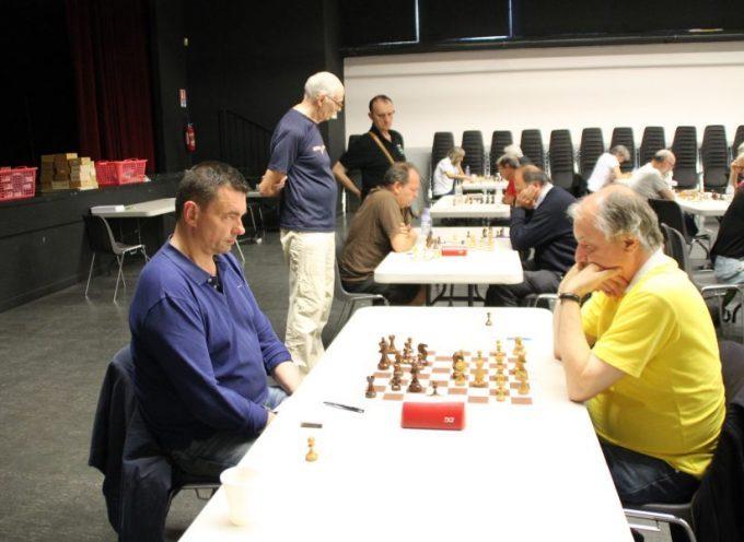 Tournoi d'échecs à la salle Satgé à Muret