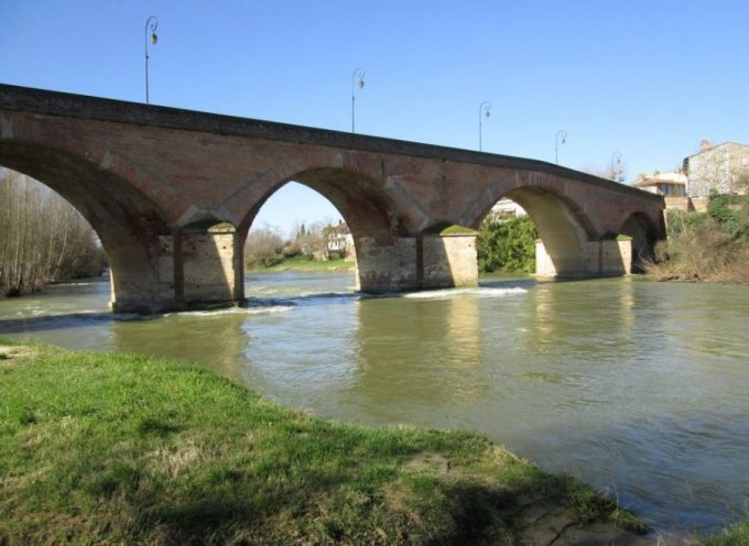 Cintegabelle : Prolongement des travaux de réfection du Pont sur l'Ariège