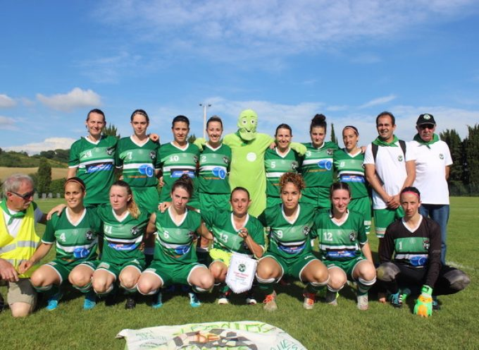 Les féminines de l'ELLES enlèvent la coupe de la Haute-Garonne !
