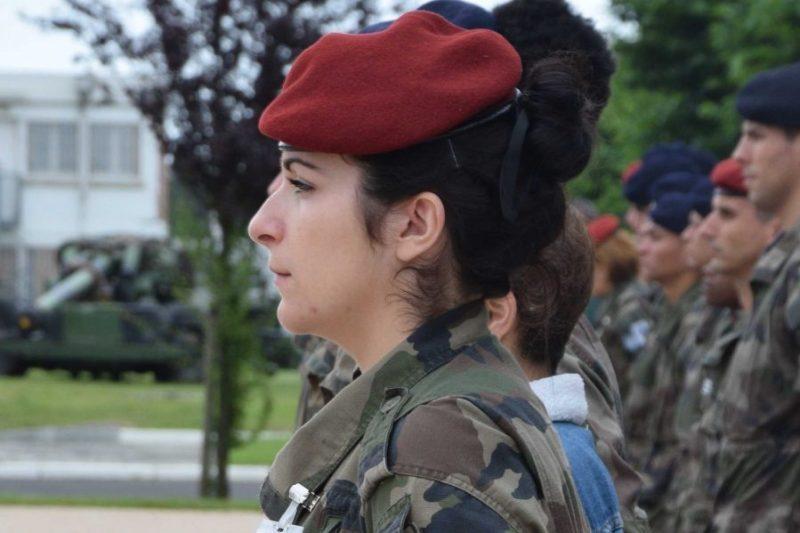 Le Sous-lieutenant Julia