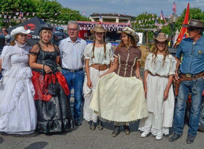 Festival de country à Boussens