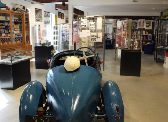 Nocturne au musée du circuit automobile de Saint-Gaudens