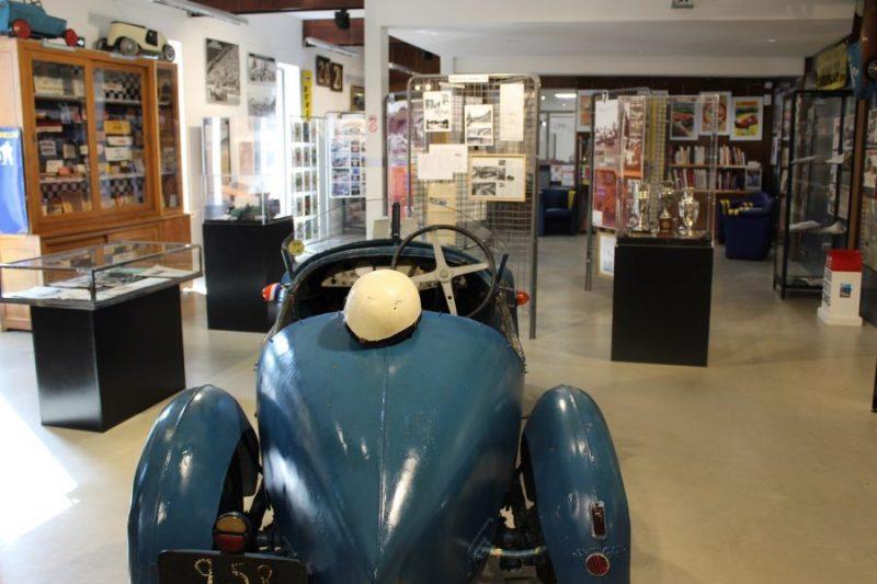 Le musée du circuit automobile de Saint-Gaudens
