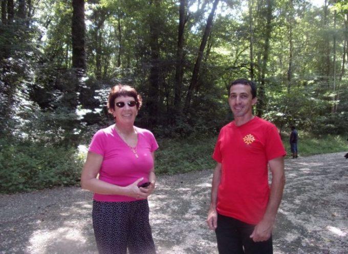 Un pique-nique citoyen sur Montmaurin