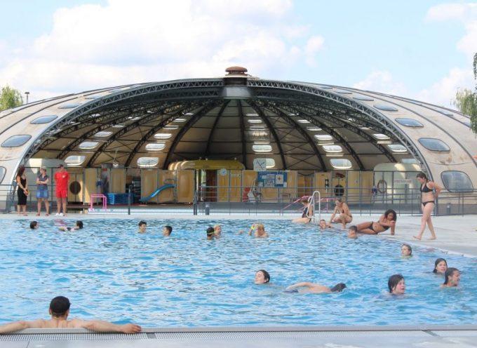 Inauguration du complexe aqualudique de Saint-Gaudens