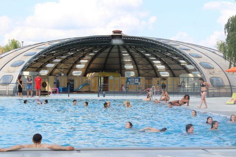 La piscine tournesol restera ouverte