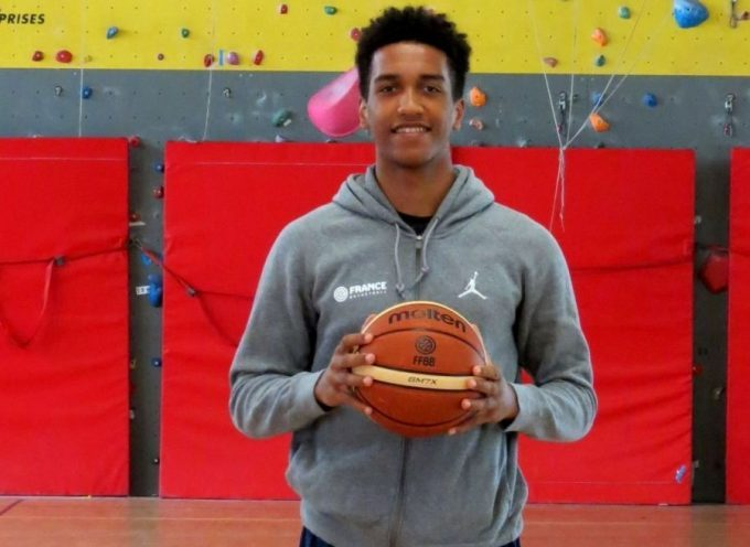 Le basketteur Victor Dialo est à Carbonne