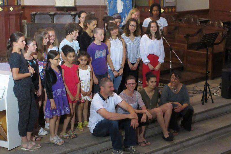 L'Ecole de Musique de Cazères rencontre un franc succès