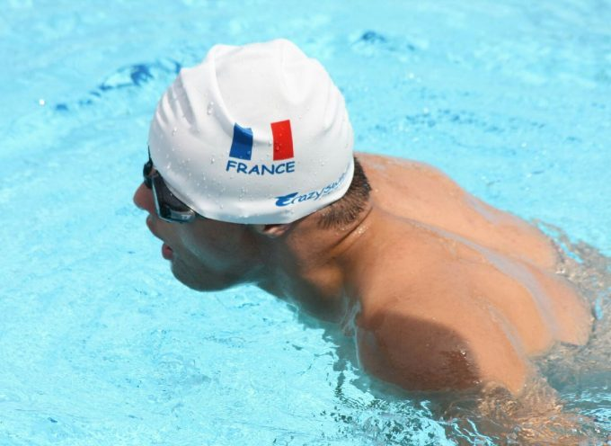 Saint-Gaudens : Cédric Matilla vice-champion d'Europe de natation ( FFSA)
