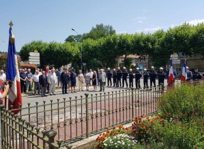 Montesquieu : Cérémonie du 14 juillet