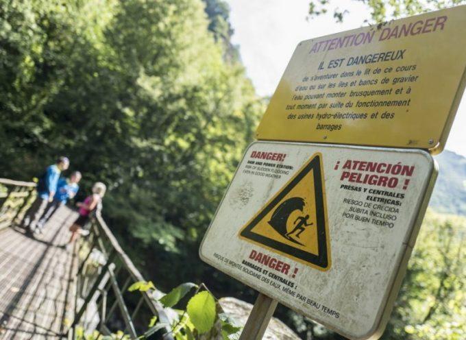 En période estivale, prudence aux abords des rivières