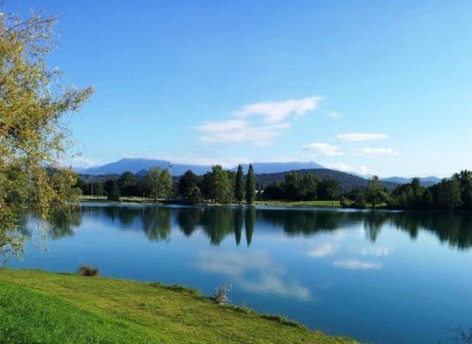 Ré-ouverture du lac de Sède à Saint-Gaudens