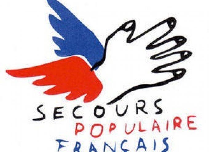 Saint-Gaudens : Collecte du Secours Populaire