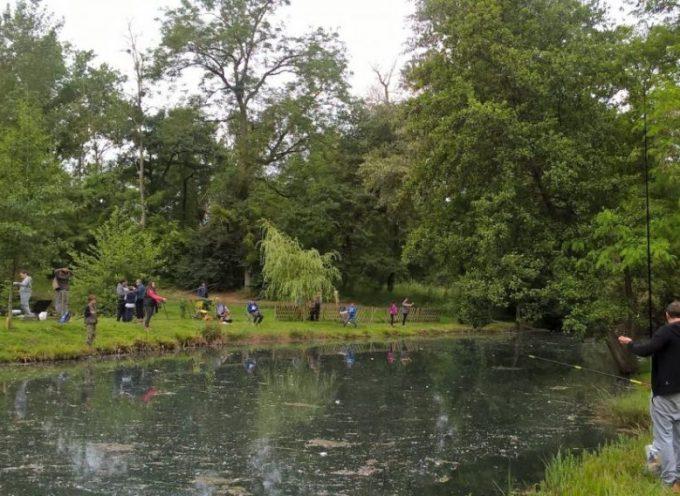 L'AAPPMA de Martres Tolosane organise une pêche gratuite aux Lacs de Saint-Vidian