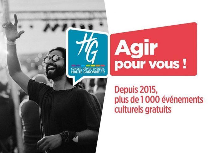 Le Conseil départemental lance un nouveau projet culturel