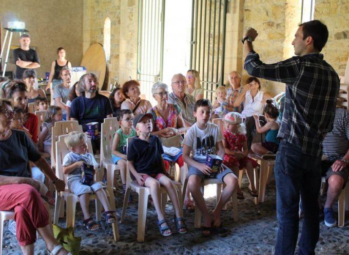 Saint-Gaudens : Les fables en court métrage