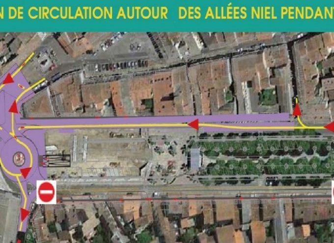 A Muret, la rue Adolphine Bonnet change de sens de circulation