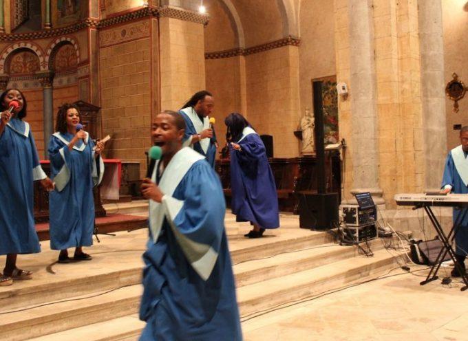 The Glory Gospel Singers a fait étape à Saint-Gaudens